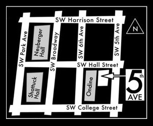 5th Avenue Cinema map
