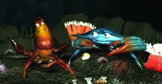 Courageous Crustaceans